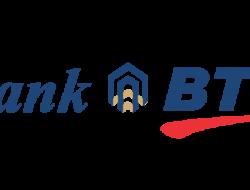 Lowongan Kerja Terbaru PT Bank Tabungan Negara (Persero) Tbk  2021